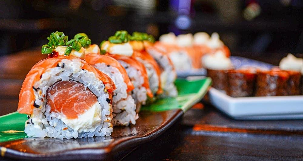 Sushi in Cleveland Tableside Banner Image