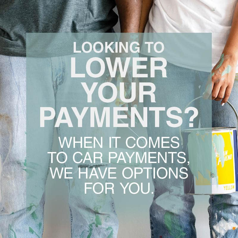 Lower Your Payments