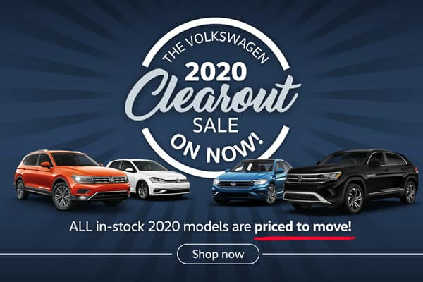 2020 Model Year Sell-Off