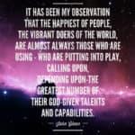 In Remembrance of John Glenn