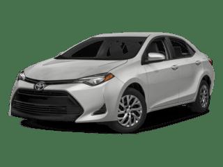 New 2018 Toyota Corolla LE FWD Sedan