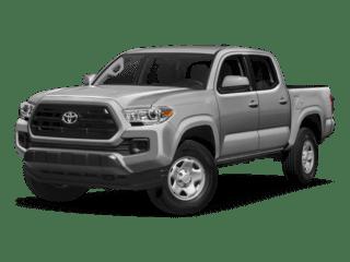 New 2018 Toyota Tacoma TRD Sport V6 Double Cab