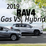 2019 Gas vs Hybrid RAV4