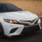 frontend 2020 Camry TRD