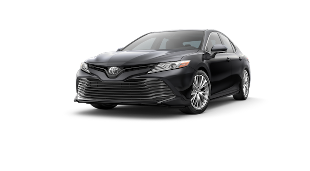 2019 Camry XLE