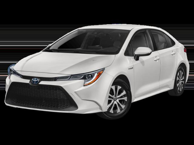 2020 Toyota Corolla Hybrid LE CVT (SE)