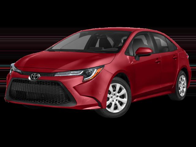 2020 Toyota Corolla LE CVT (SE)