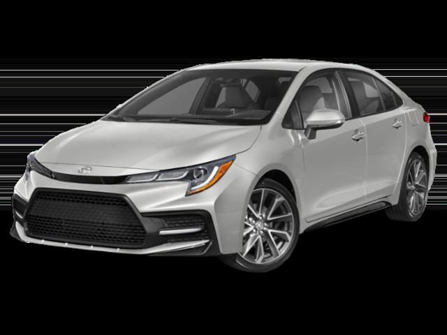 2020 Toyota Corolla SE CVT (SE)