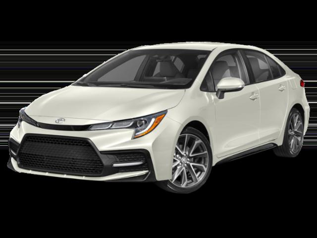 2020 Toyota Corolla SE Manual (SE)