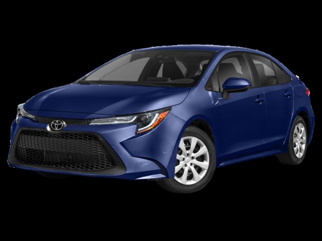 2020 Toyota Corolla XLE CVT (SE)