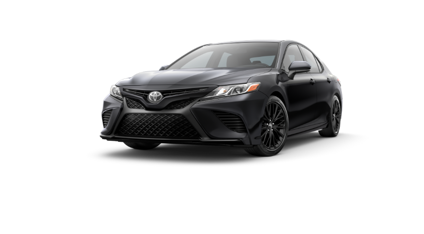 2020 Camry SE Nightshade Edition