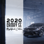 camry se nightshade title page