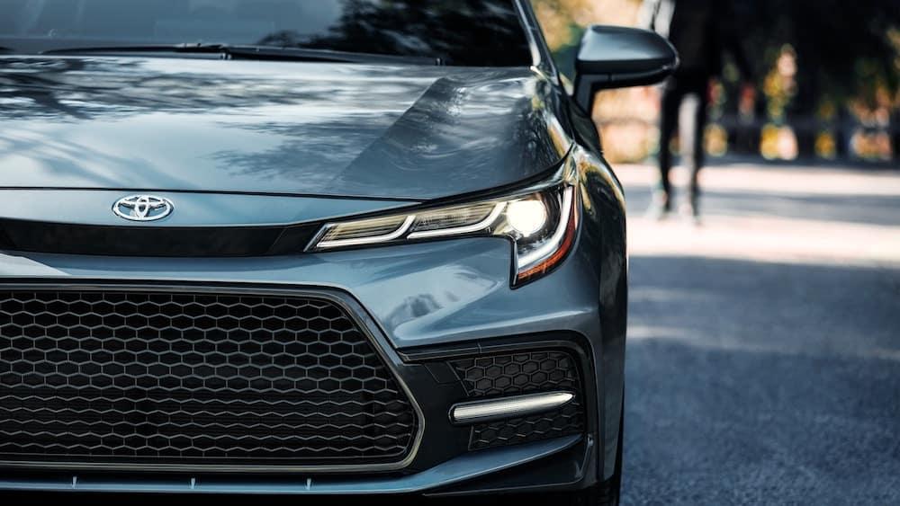2020 Toyota Corolla grille