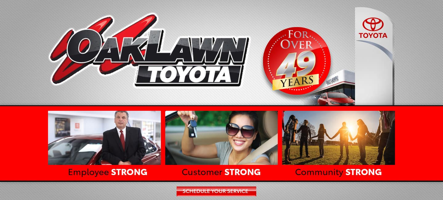 OakLawn Toyota - 49 Years