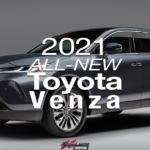 All-New 2021 Toyota Venza