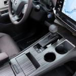 2021 Toyota Sienna Platinum Center Console Interior