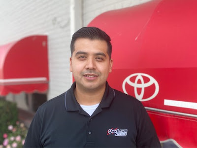 Alex Ramos - Parts Manager