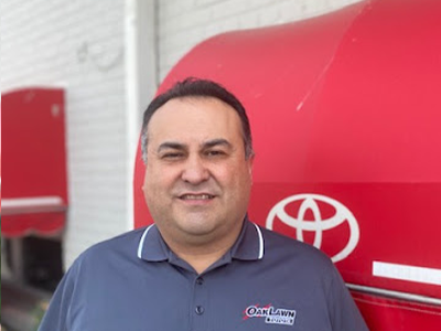 Luis Novoa - Customer Relations Manager