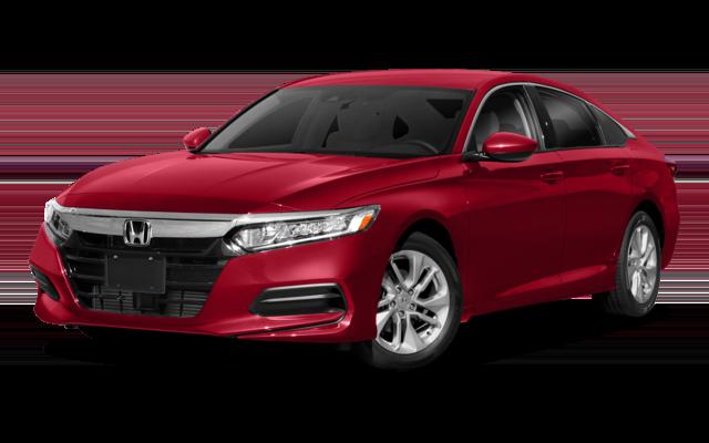 Red 2018 Honda Accord