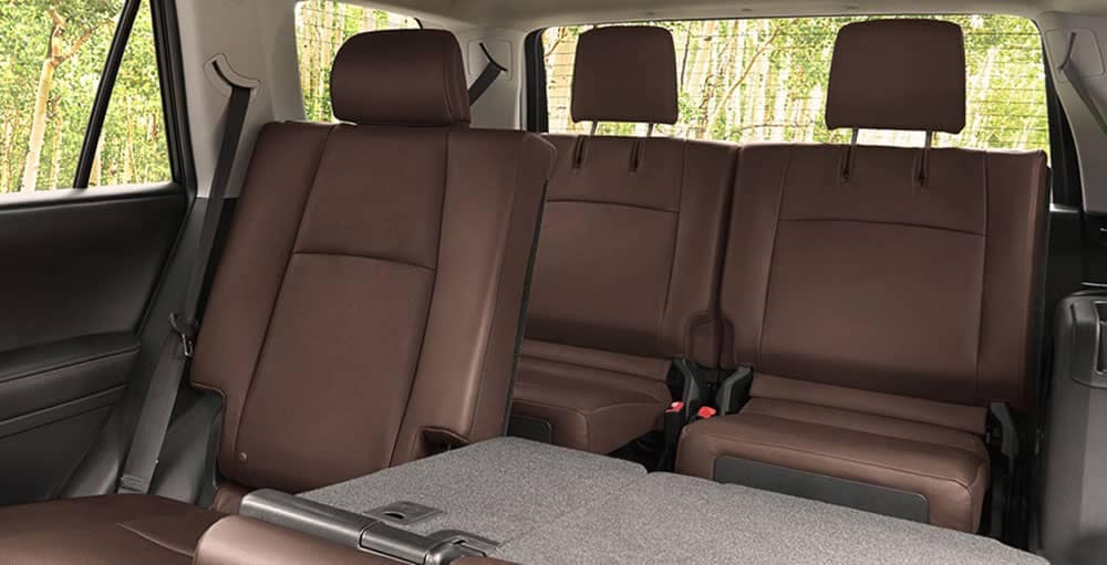 2019 Toyota 4Runner 3rd Row Seat