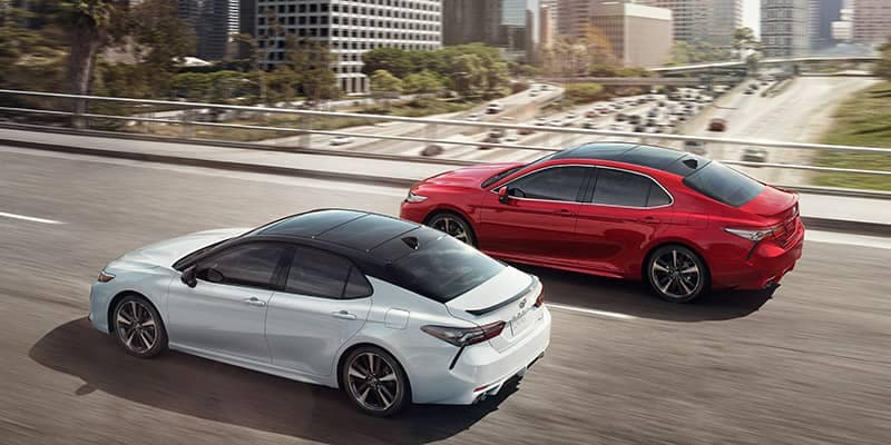 Accord Vs Camry >> 2019 Toyota Camry Vs 2019 Honda Accord O Brien Toyota