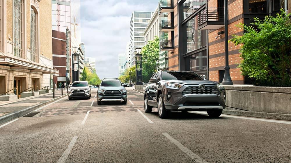 2019 Toyota RAV4 Trio