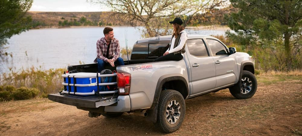 2019 Toyota Tacoma Parts