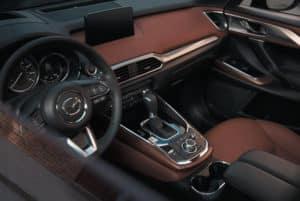 Mazda CX-9 vs Honda Pilot