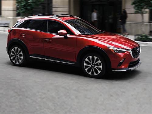 New 2019 Mazda CX-3 Sport