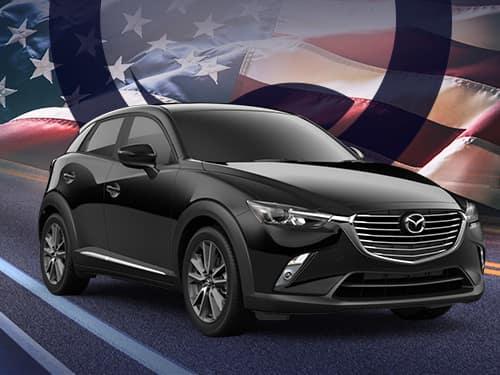 New 2019 Mazda CX-3 Sport FWD SUV