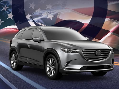 New 2019 Mazda CX-9 Sport FWD SUV