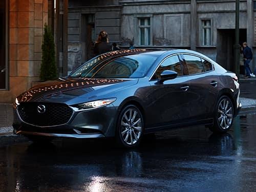 New 2020 Mazda3 Sport Sedan