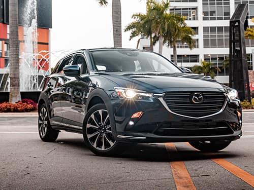 New 2019 Mazda CX-3 Sport FWD Sport Utility