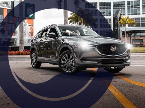 New 2019 Mazda CX-5 Sport FWD SUV