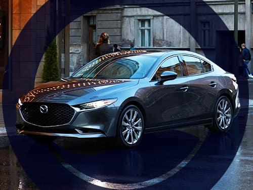 New 2019 Mazda3 FWD Sedan