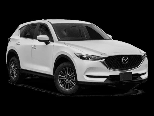 New 2018 Mazda CX-5 Sport