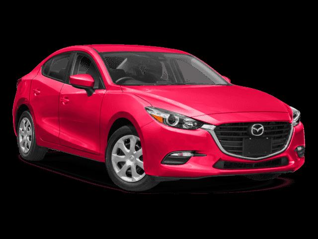 New 2018 Mazda3 Sport FWD Sedan