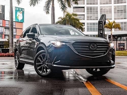 New 2019 Mazda CX-9 Sport AT