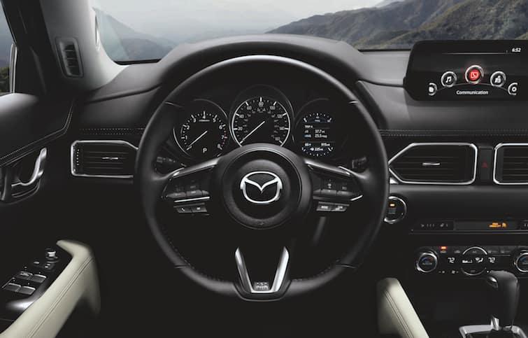Mazda CX-5 Dashboard Light Guide Miami FL | Ocean Mazda
