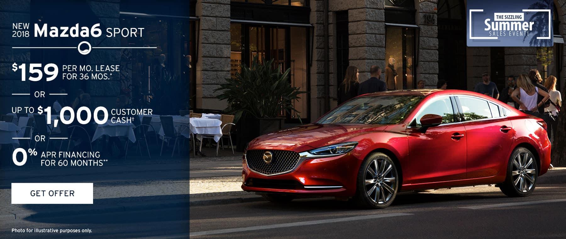 Mazda Dealer Miami, Doral, Hialeah FL | Ocean Mazda