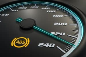 ABS Indicator light