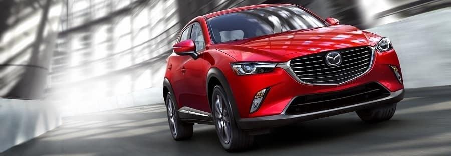2019 Mazda CX3 Trim Levels