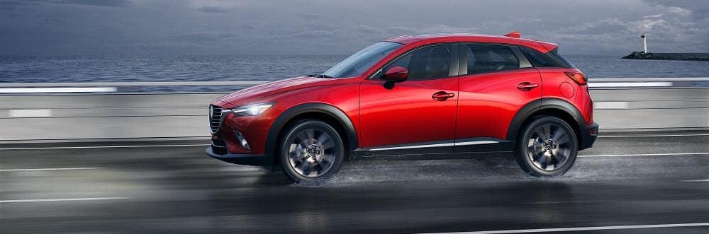 2018 Mazda CX-3 Red