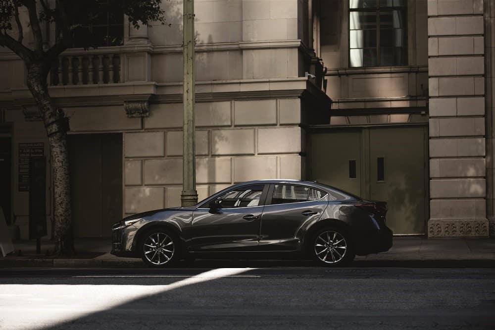 2018 Mazda3 Black