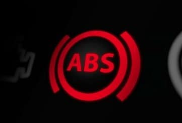 ABS warning