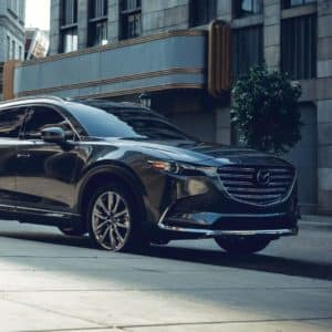 Mazda CX-9 Lease Deals
