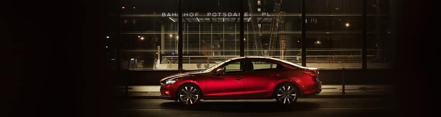 Mazda6 Lease Deals