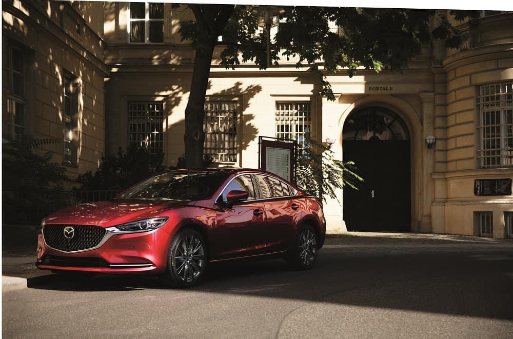 Mazda6 Red