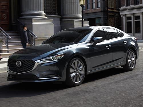 New 2021 Mazda6 Sport AT