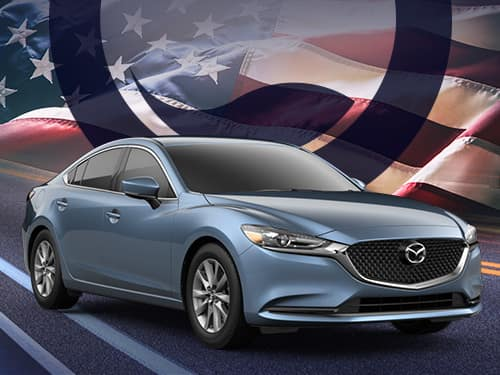 New 2018 Mazda6 Sport FWD Sedan